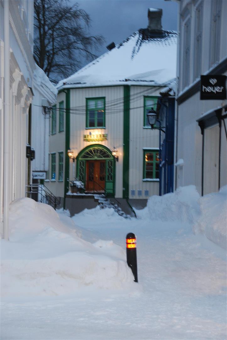 Hyggelig Bilder fra Grimstad - Grimstad kommune XY-34